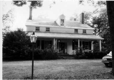 Figure VII - Foster Home (Cleveland Village)