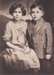 Mary Alice and Thomas Cole Derochie